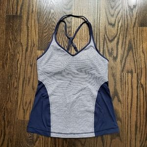 Lululemon Halter Tank with Built in Bra Si…